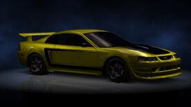 NFSHP2 PS2 Ford SVT Mustang Cobra R NFS edition