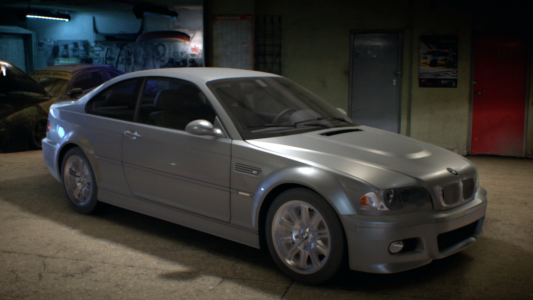 Bmw M3 E46 Need For Speed Wiki Fandom Powered By Wikia