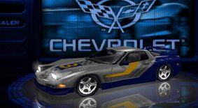 NFSHS PS ChevroletCorvette Bonus