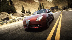 NFSE Alfa Romeo Giulietta QV