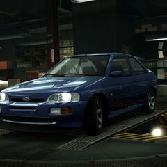Need for Speed: World<br /><small>(Blue)</small>