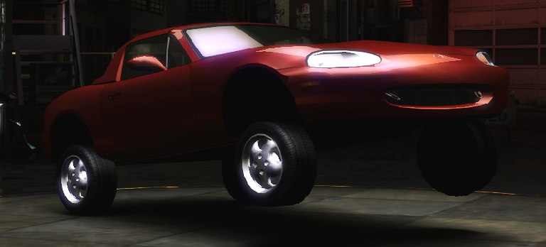 NFSU2 HY Level3 Hydraulics Are Visual Upgrades Featured In Need For Speed Underground