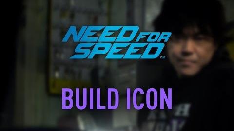 Need for Speed Icons - Nakai San