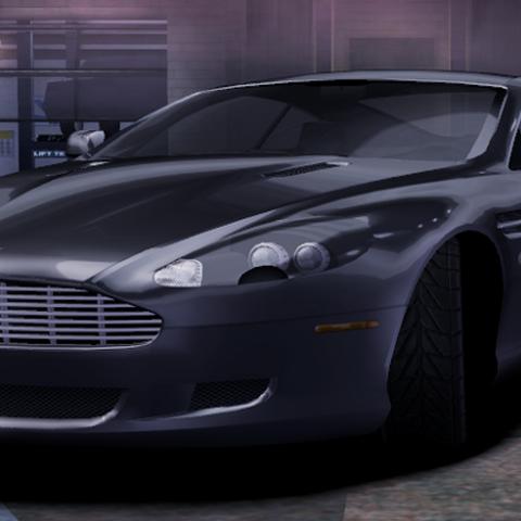 Zwykły Aston Martin DB9