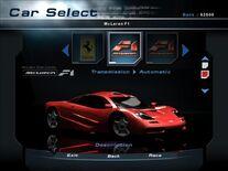 NFSHP2 Car - McLaren F1 PC