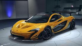 NFSNL McLaren P1GTR Carlist