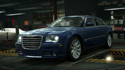 NFSW Chrysler HEMI 300C SRT8 Blue