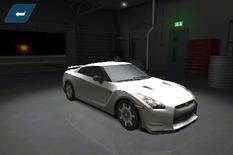 Nissan GT-R R35 Shift 2 Unleashed Mobile
