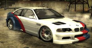 Bmw M3 Gtr Race Need For Speed Wiki Fandom Powered By Wikia