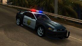 NFSHP2 PC Ford SVT Mustang Cobra R Pursuit