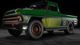 NFSPB ChevroletC10Sidestep Holtzman Garage
