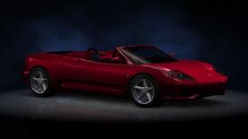 NFSHP2 PS2 Ferrari 360 Spider