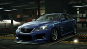 NFSW Lexus IS F Synthes