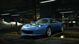 NFSW Lotus Evora Blue