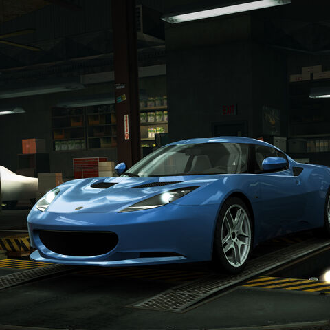 Need for Speed: World<br /><small>(Niebieski)</small>