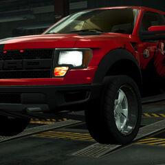 <i>Need for Speed: World</i><br /><small>(Czerwony Juggernaut)</small>