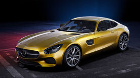 NFSHE App MercedesBenz GTAMG