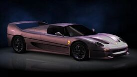 NFSHP2 PS2 FerrariF50 NeedForSpeed