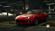 NFSW Mazda MX-5 Red