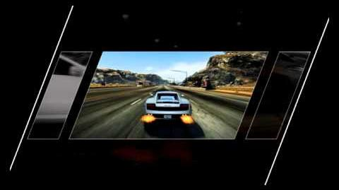 Need for Speed Hot Pursuit Racer Weapon - Turbo