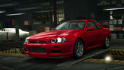 NFSW Nissan Skyline GT-R V-Spec R34 Red