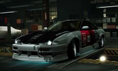 Nfs world hashiriya 14