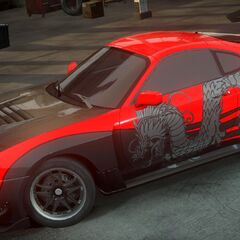 Need for Speed: The Run<br /><small>(Tier 2 - <i>Drift Package</i> Kit)</small>