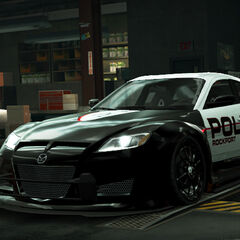 Need for Speed: World<br /><small>(Rockport Rotary)</small>