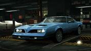 NFSW Pontiac Firebird Blue