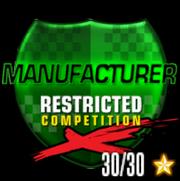 NFSSManufacturerRestrictedCompetition
