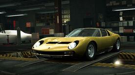 NFSW Lamborghini Miura SV Yellow