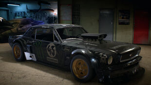 Ford Mustang Hoonicorn RTR