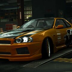Need for Speed: World<br /><small>(<i>Underground</i>)</small>