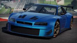 Nissan Skyline GT-R R34 Shift 2 Unleashed