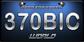 WorldLicensePlate370BIC