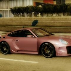 Need for Speed: Undercover<br /><small>(Die-cast - alternatywny kolor)</small>