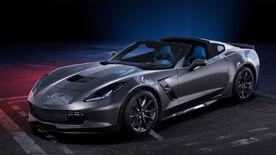 NFSHE App Chevrolet CorvetteGrandSport