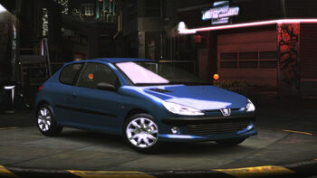 Peugeot 206 | Need for Speed Wiki | FANDOM powered by Wikia