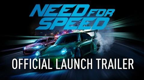 Need for Speed 2015 - Official Launch Trailer