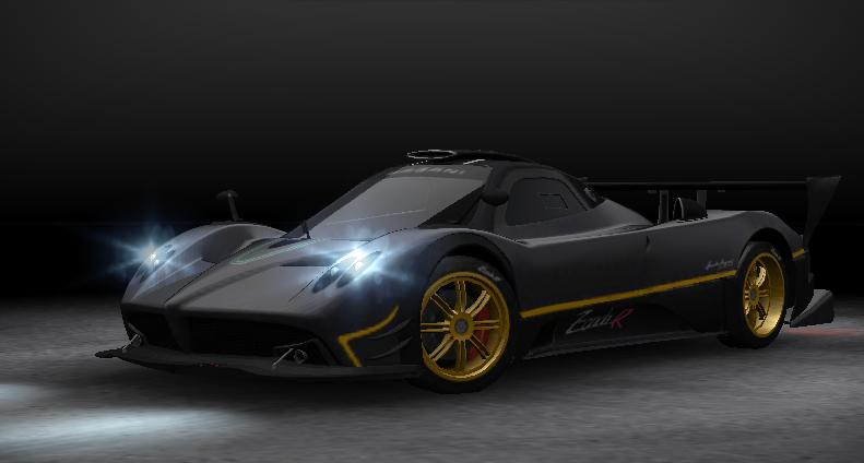 Pagani Zonda R | Need for Sd Wiki | FANDOM powered by Wikia