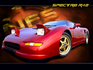 Need for Speed III Hot Pursuit PC Spectre R42 loading screen