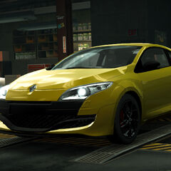 Need for Speed: World<br /><small>(Żółty)</small>