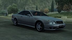 NFSHP2 PC Mercedes CL55 AMG