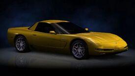 NFSHP2 PS2 ChevroletCorvetteZ06