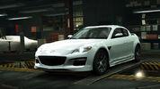 NFSW Mazda RX-8 2009 White