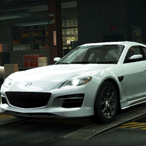 Need for Speed: World<br /><small>(Biały)</small>