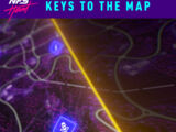 Need for Speed: Heat/Keys to the Map