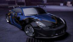 Carbon Nissan350ZNeville