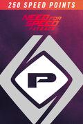 NFSPB SpeedPoints Card250