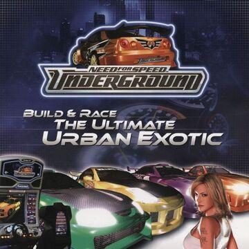 Need For Speed Underground Arcade Need For Speed Wiki Fandom